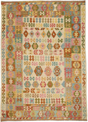 Alfombra Kilim Afghan Old style ABCO254