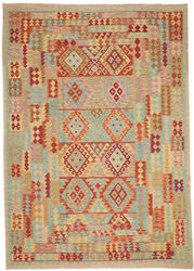 Alfombra Kilim Afghan Old style ABCO265