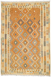 Alfombra Kilim Afghan Old style ABCO369