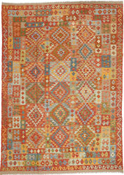 Alfombra Kilim Afghan Old style ABCO297