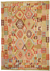 Alfombra Kilim Afghan Old style ABCO688