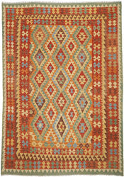 Alfombra Kilim Afghan Old style ABCO714