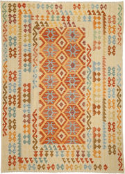 Alfombra Kilim Afghan Old style ABCO385