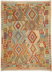 Alfombra Kilim Afghan Old style ABCO413