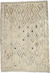 Kilim Afghan Old style carpet ABCO436