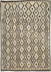 Alfombra Kilim Afghan Old style ABCO437