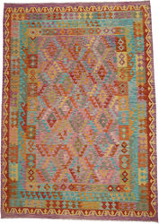 Alfombra Kilim Afghan Old style ABCO438