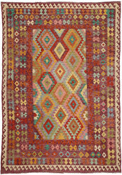 Alfombra Kilim Afghan Old style ABCO459