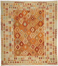 Alfombra Kilim Afghan Old style ABCO518
