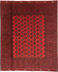 Afghan carpet RXZA714