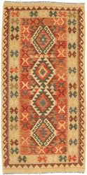 Kilim Afghan Old style carpet ABCO1682