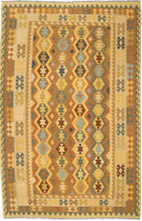 Kilim Afghan Old style carpet ABCO1668