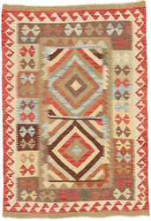 Kilim Afghan Old style carpet ABCO2559