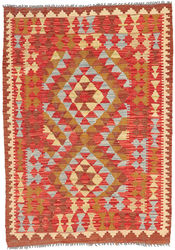 Kilim Afghan Old style carpet ABCO2589