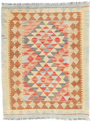 Kilim Afghan Old style carpet ABCO2246
