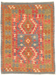 Kilim Afghan Old style carpet ABCO2326