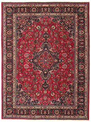 Mashad Patina signed: Moghadam carpet EXE173