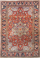 Isfahan Teppich ANTB23