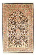 Kashmir pure silk carpet VXZZK95