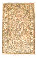 Kashmir pure silk carpet VXZZK202