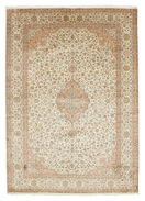 Kashmir pure silk carpet VEXG69
