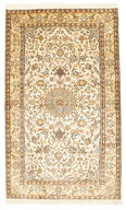 Kashmir pure silk carpet VEXG219