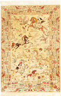 Qum silk carpet VEXY9
