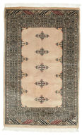 Pakistan Bokhara 3ply carpet RZZZK359