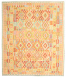 Kilim Afghan Old style carpet ABCK1290