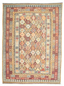 Kilim Afghan Old style carpet ABCK1318