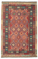 Kilim Afghan Old style carpet ABCK1000