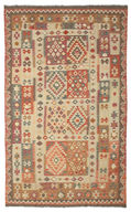 Tapis Kilim Afghan Old style ABCK1358