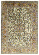 Keshan signed: Afshar carpet AZXA259