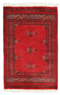 Pakistan Bokhara 2ply carpet RZZAF867