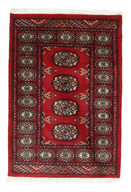 Pakistan Bokhara 2ply carpet RZZAF931