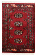 Pakistan Bokhara 2ply carpet RZZAF871