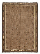 Alfombra Kilim Afghan Old style AKXZE4