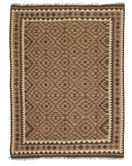Alfombra Kilim Afghan Old style AKXZE1