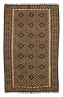 Kelim Afghan Old style Teppich NEW_P97