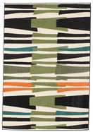 Stripe Over and Under Flatweave carpet CVD11853