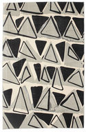 Triangle Dance - Light Grey carpet CVD12236